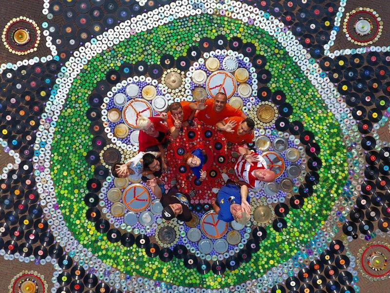 Tapijt Den Bosch : Art deco tapijt jacob van den bosch carpet art deco